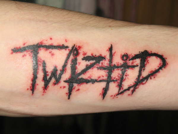 Twiztid tattoo