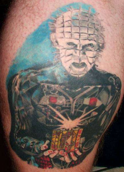 Pinhead ! tattoo