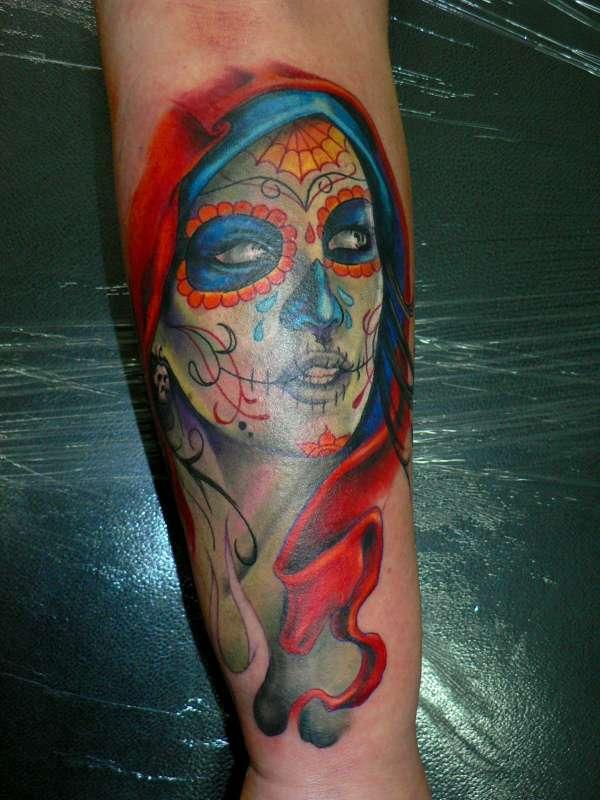 La Catrina Tattoo tattoo