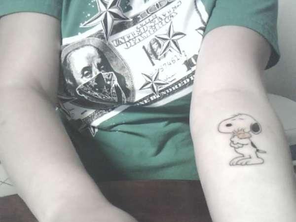 Similiar Snoopy And Woodstock Tattoos Keywords