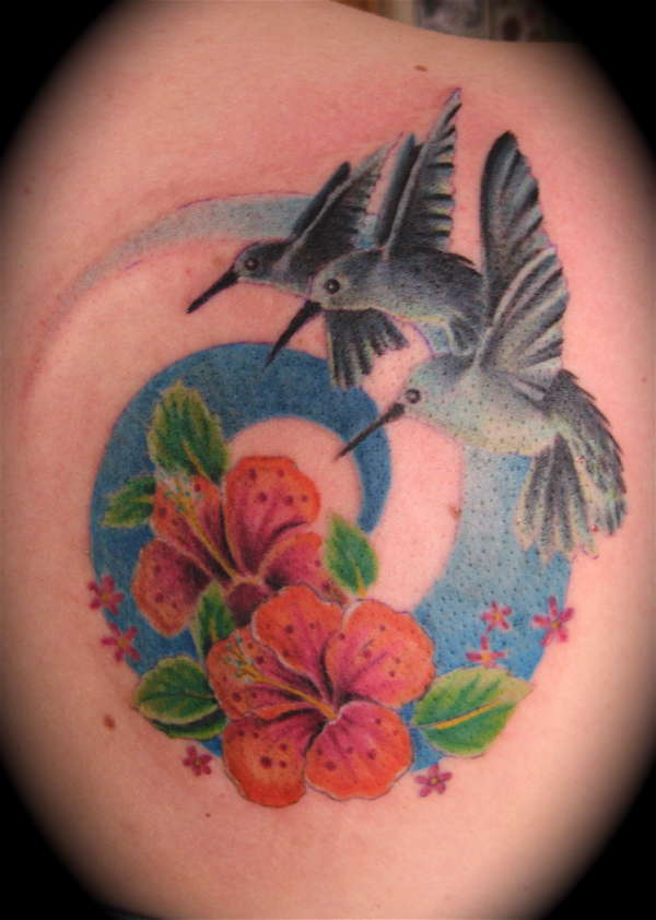 My Birds tattoo