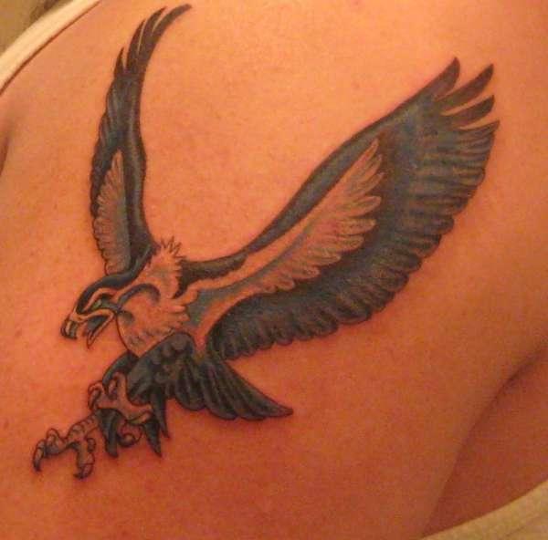 seahawk tattoo