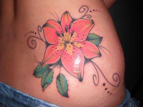 Lily Tattoo tattoo