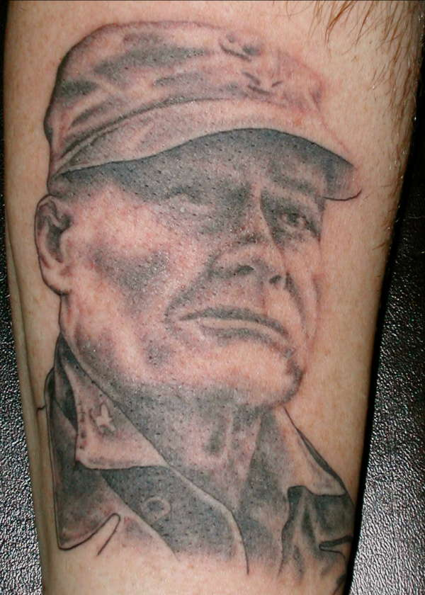 ed gein tattoo