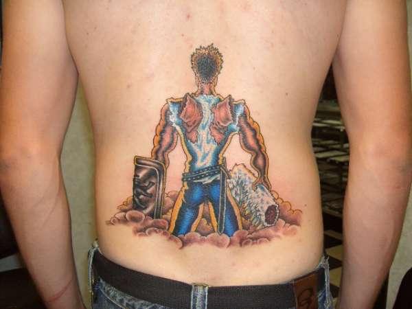 fallen tattoo
