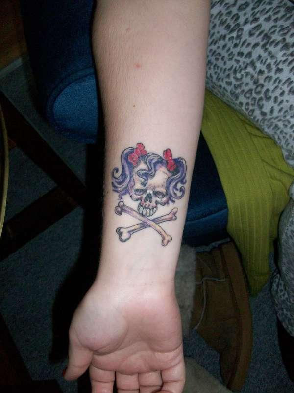 first tattoo :) tattoo