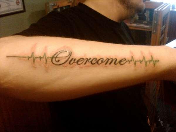 Image Gallery Overcome Tattoo