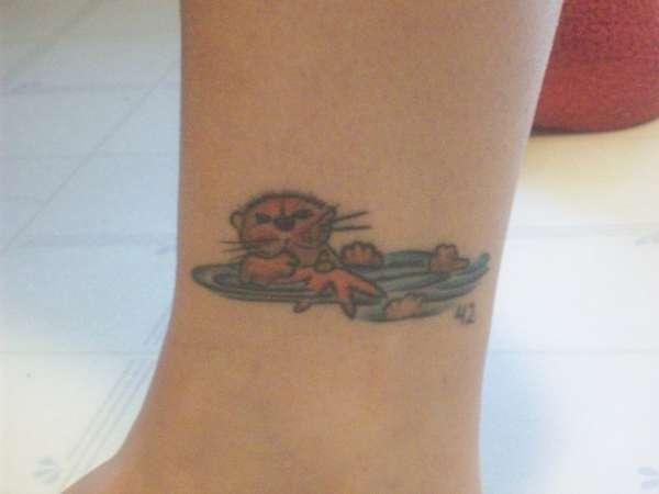 Otter Tattoo