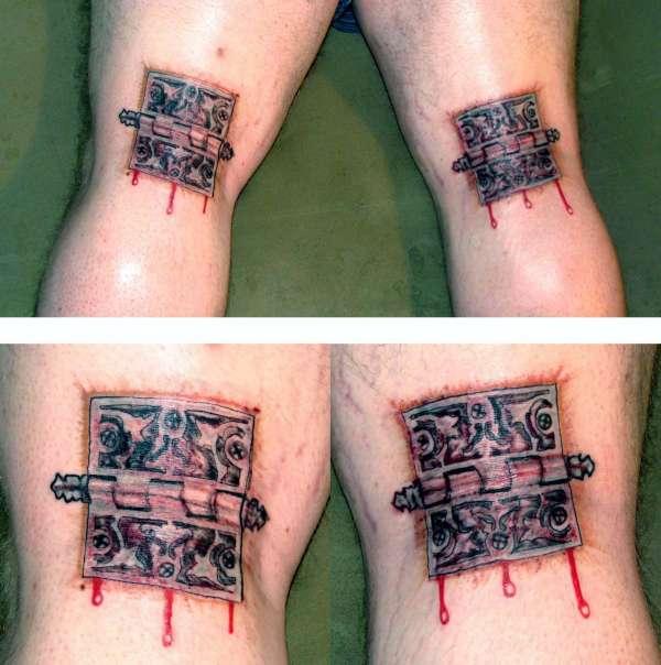 calebs hinges tattoo