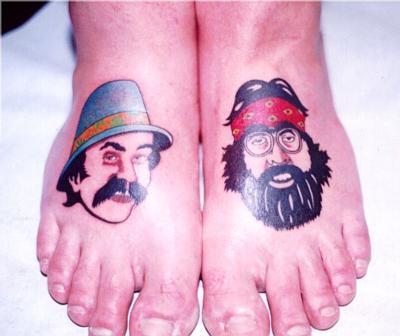 420 tattoo