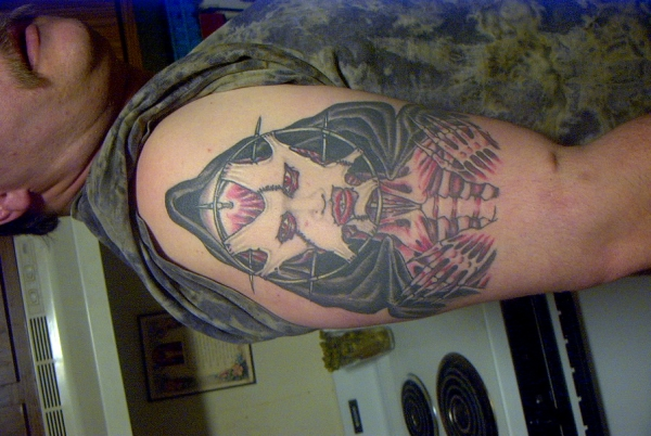 HELL RAISER tattoo