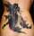 Heather tattoo