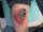 George Michael - Faith Symbols tattoo