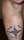 star upside down tattoo