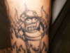 Bender in robot hell tattoo