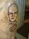 Hellraizer tattoo