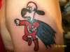 Underdog tattoo