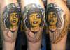 warriors tattoo