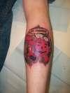Kool- Aid Man ( oh yeahhh) tattoo