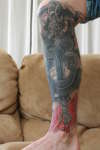 Kurikara Ryuu tattoo