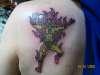 The Creeper tattoo