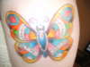 my bday present tattoo