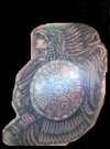 AZTEC EAGLE WARRIOR tattoo