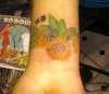 No Doubt tattoo