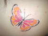 My 1st Butterfly tattoo