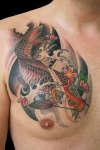 Koi by Thors10 tattoo