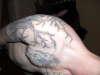 Top of family tree tattoo