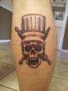 Cheff tattoo tattoo