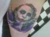 Joker Tattoo tattoo