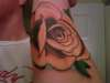 yellow rose for texas tattoo