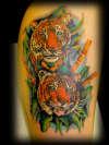 tigers tattoo