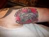 Cobra Kai tattoo