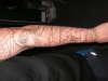 Snake and Buddha sleeve 4 (in progress) tattoo