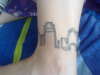 city skyline 2 of 3 photos :) tattoo