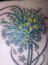 closeup tattoo