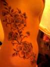 rose tattoo skyn yard