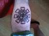 AZTEC DESIGN tattoo