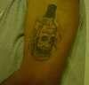Jack daniels Tattoo tattoo