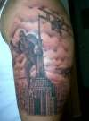 King Kong tattoo