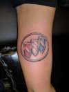 buick emblem tattoo tattoo