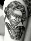 Beethoven 2 tattoo