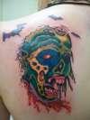 Zombie #2 :) tattoo