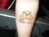 Goomba tattoo