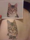 My Little Benni xXx tattoo
