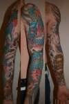 Japanese full sleeve 2 tattoo