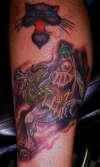 Karakasa tattoo
